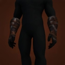 Rockhandler's Gloves Model