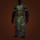 Cataclysmic Gladiator's Wyrmhide Robes, Cataclysmic Gladiator's Kodohide Robes, Cataclysmic Gladiator's Dragonhide Robes Model