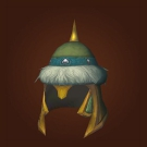 Mountainscaler Chain Helm, Mountainscaler Ringmail Helm, Willow Helm, Mountain Helm, Yak Helm Model