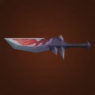 Blade of Unquenched Thirst, Borak's Reminder, Gladiator's Spellblade, Merciless Gladiator's Spellblade Model