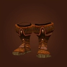 Rhino Hide Kneeboots, Jormscale Footpads Model