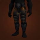 Wrathful Gladiator's Plate Legguards Model