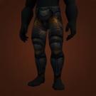 Wrathful Gladiator's Plate Legguards Model