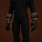 Liferuned Leather Gloves, Murderer's Gloves, Gauntlets of Undesired Gifts, Bonebreaker Gauntlets Model