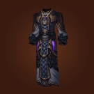 Dreadful Gladiator's Silk Robe Model