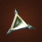 Symbolic Crest, Mountainside Buckler Model