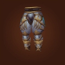 Pyrium Legplates of Purified Evil, Greaves of Radiant Glory, Legplates of Radiant Glory, Legguards of Radiant Glory Model
