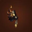 Immolation Mantle Model