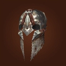 Mammoth Helm, Faceguard of Flawless Aim, Wolvar Helmet, Cormorant Helm, Ulduar Helm, Spiderlord Helm, Spectral Helmet Model