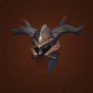 Ruthless Gladiator's Dragonhide Helm Model