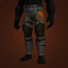 Ragged Horrorweave Leggings, Na'zak's Dusty Pantaloons, Leggings of Azj'Aqir Model