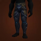 Leggings of the Tireless Sentry, Conqueror's Scourgestalker Legguards Model