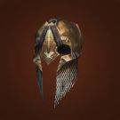 Icefall Chain Helm, Swiftarrow Helm, Helm of the Lightning Halls, Helm of the Lightning Halls Model