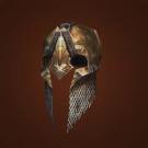 Icefall Chain Helm, Swiftarrow Helm, Helm of the Lightning Halls, Helm of the Lightning Halls Model