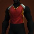 Red Mageweave Vest Model