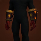 Grips of the Raging Giant, Immolation Gauntlets, Immolation Gloves, Immolation Handguards Model