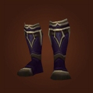 Boots of the Infernal Coven Model