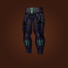 Proto-Hide Leggings, Leggings of Wavering Shadow, Legguards of Cunning Deception Model