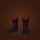 Mushroom Stompers, Sandals of the Courier, Golgarok's Tenderized Treads Model