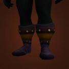 Wild Draenish Boots Model