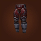 Crusader's Ornamented Leggings, Crusader's Scaled Legguards Model