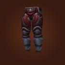 Crusader's Ornamented Leggings, Crusader's Scaled Legguards Model