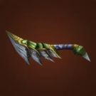 Sharpened Silithid Femur Model
