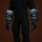 Bloodthirsty Gladiator's Plate Gauntlets Model