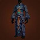 Vicious Gladiator's Silk Robe Model