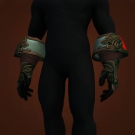 Gloves of the Unblinking Vigil, Keengrip Arrowpullers Model