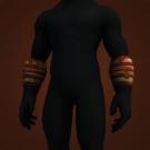 Tyrant's Armguards Model