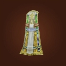 Heavenly Breeze, Drape of the Twins, Planetary Drape, Drape of the Twins, Planetary Drape Model