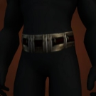 Heavy Obsidian Belt Model