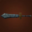 Fur-Grip Broadsword, Arete's Command, Snowblind Butcher, The Argent Resolve, Invasion Blade, Gravetouch Greatsword Model