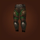 Blazerunner Leggings, Leggings of the Final Stand, Leggings of the Final Assault, Frostilicus's Hide Model