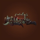 Kor'kron Hand Cannon, Kor'kron Hand Cannon, Kor'kron Hand Cannon Model