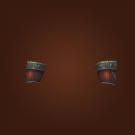 Coalpart's Bracers, Redsteel Bracers Model