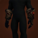Valorous Plagueheart Gloves Model