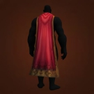 Vibrant Silk Cape, Magma Lord Cloak, Magma Lord Cloak, Shroud of Displacement, Shroud of Displacement Model