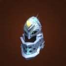 Wrathful Gladiator's Ornamented Headcover Model