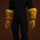 Replica Marshal's Plate Gauntlets Model