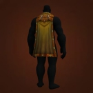 Rigid Cape, Sparkleshell Cloak, Cloak of Harsh Winds Model