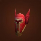 Blood Knight Helm Model