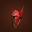 Blood Knight Helm Model