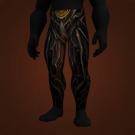 Valorous Plagueheart Leggings Model