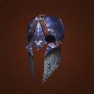 Magispike Helm, Scaled Jormungar Protector Model
