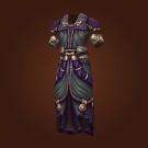 Mountainslide Robes, Ironburner Robe, Felcast Robes Model