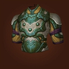 Cuirass of the Twin Monoliths, Chestguard of Eternal Vigilance, Elder Tortoiseshell Breastplate Model
