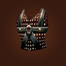 Heraldic Breastplate, Potent Armor Model