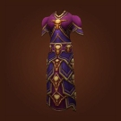 Tattered Dreadmist Robe, Bloodstained Dreadmist Robe Model